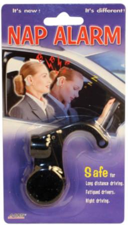 Driver Alarm