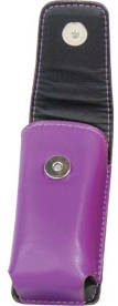 Purple Stun Gun Holster - Open
